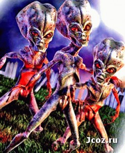 Классификация пришельцев