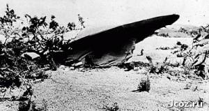Крушение НЛО в Южной Африке