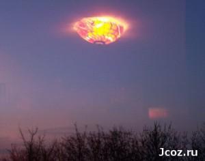НЛО в Белоруссии